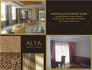 Radison Blue Spa Resort Çeşme